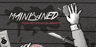 Mainlined - Push Notification Anxiety (2020)