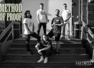 Method Of Proof - Harcore Band - Germany - Farewell Records - Endure The Pain
