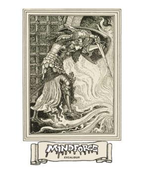 Mindforce - Excalibur (2018)