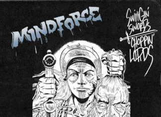 Mindforce - Swingin Swords, Choppin Lords (2020)