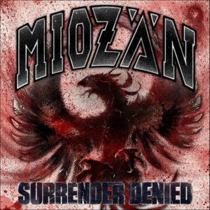 """Cover Miozän - """"Surrender Denied"""""""