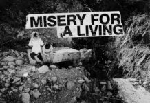 Misery For A Living - Life Is But The Shipwreck Of Our Plans (2021)