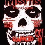 Misfits im Madison Square Garden in New York