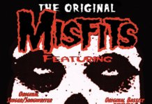 Misfits im Madison Square Garden in New York