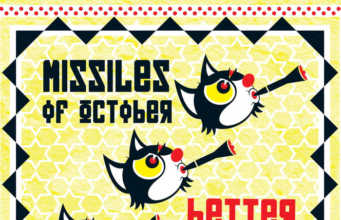 Missiles Of October - Better Days - Review (2016)