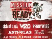 Line-Up des Mission Ready 2018