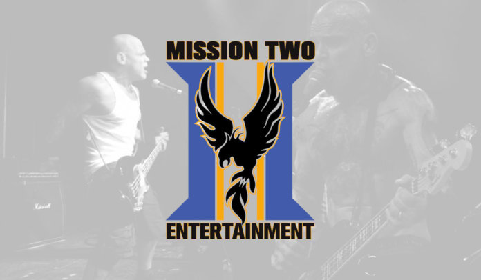 Mission Two Entertainment (Logo)