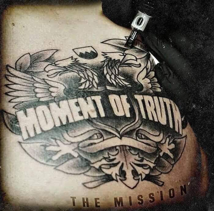 Moment Of Truth - The Mission (2018)