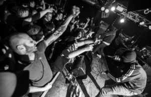 Moscow Death Brigade Hardcore Hip Hop Band Moskau Russland