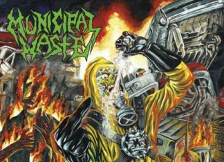 Municipal Waste - The Last Rager (EP)