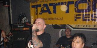 Jimmy mit Murphys Law live in Polen (2007, Bild by Emillie & Lloyd / CxOxS)