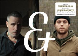 NATHAN GRAY - JESSE BARNETT - Split-EP 2019