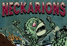 Neckarions - The Rise Of ... (2021)