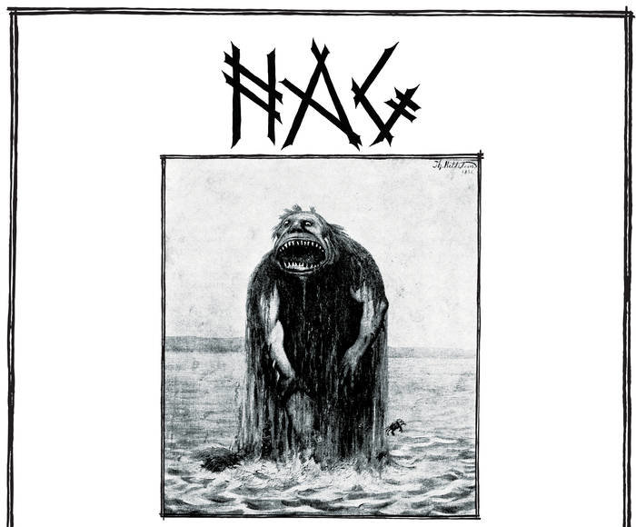 Nag - Nagged To Death (Cover - 2018)