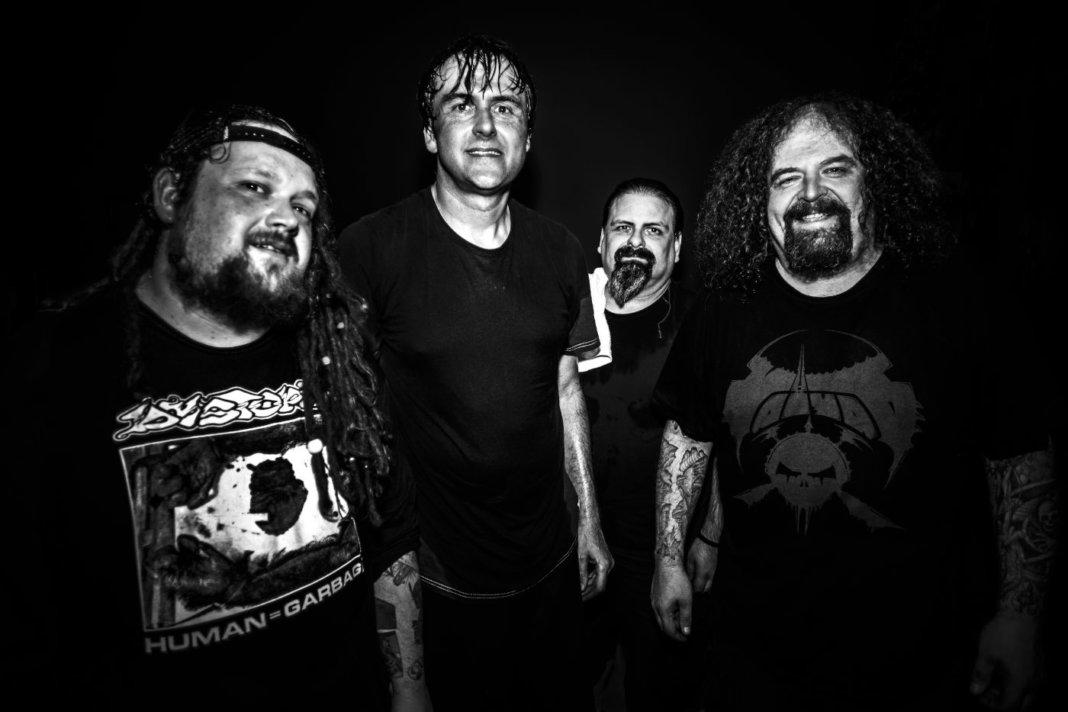 Napalm Death (Pressebild)