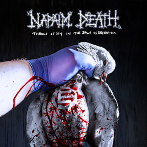Napalm Death - Throes Of Joy In The Jaws Of Defeatism (Century Media, 2020)