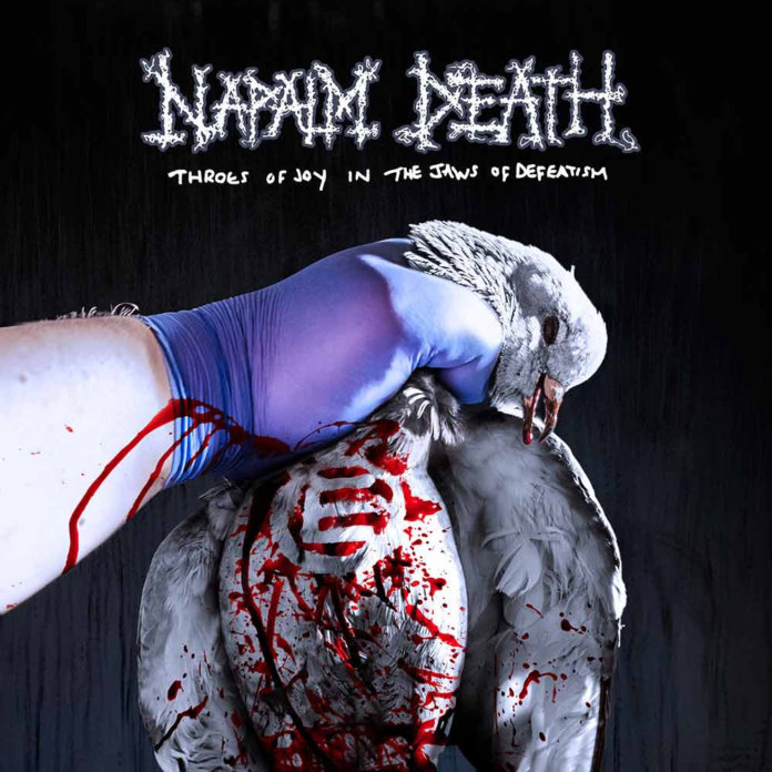 Napalm Death - Throes Of Joy In The Jaws Of Defeatism (2020)