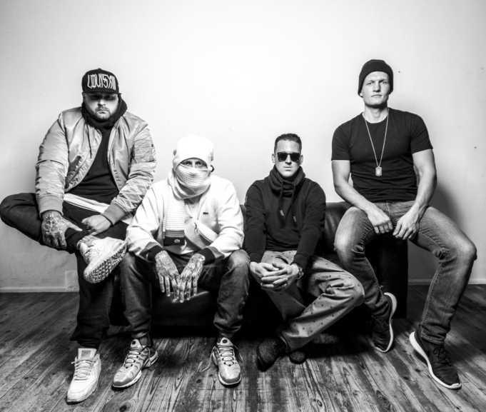 Nasty Hardcore Beatdown Band 2017