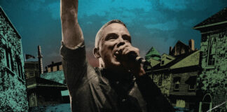 Nathan Gray - Rebel Songs (Cover-Artwork-Ausschnitt)