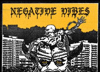 Negative Vibes - Broken Mind