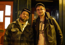 Nick Josten und Lars Schotten (v. l. n r.)
