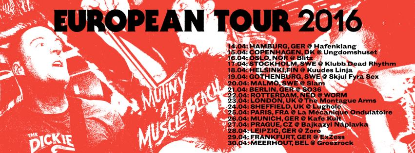 Night Birds European Tour