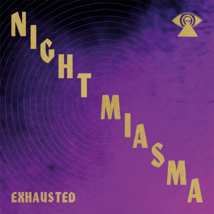 Night Miasma - Exhausted (2021)