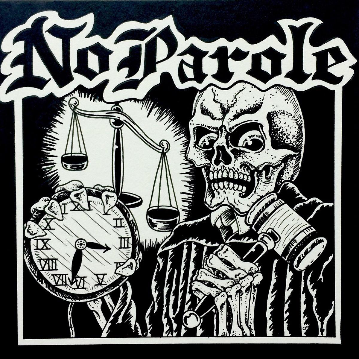 No Parole - EP 2015 - Punk, Oi! - www.awayfromlife.com