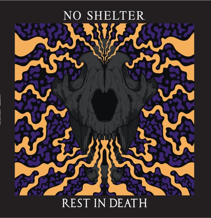 No Shelter - Rest In Death (2020)