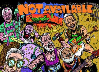Not Available - Grandpunks 2018