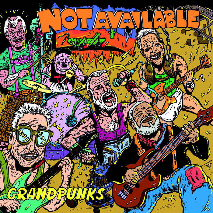 Not Available - Grandpunks 2018