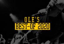 Ole's Jahresrückblick 2020 (Bild zeigt die Band Be Well)