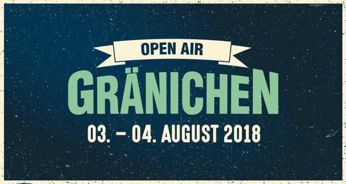 Open Air Gränichen 2018