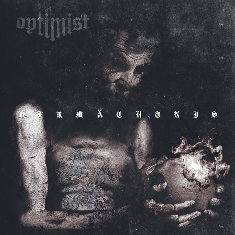 Optimist - Vermächtnis (2018) / Artwork / Micha Schneider / OdeToBlack