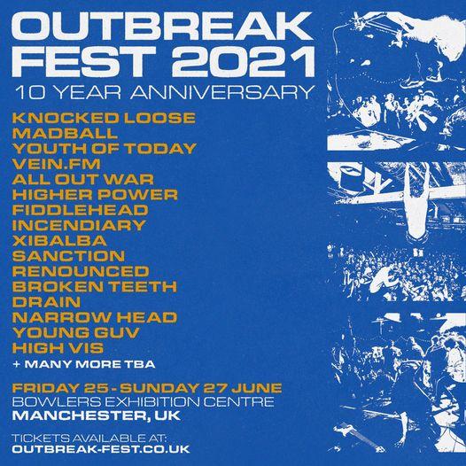 Outbreak Fest 2021