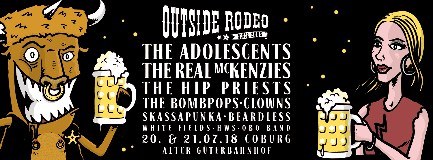 Outside Rodeo 2018