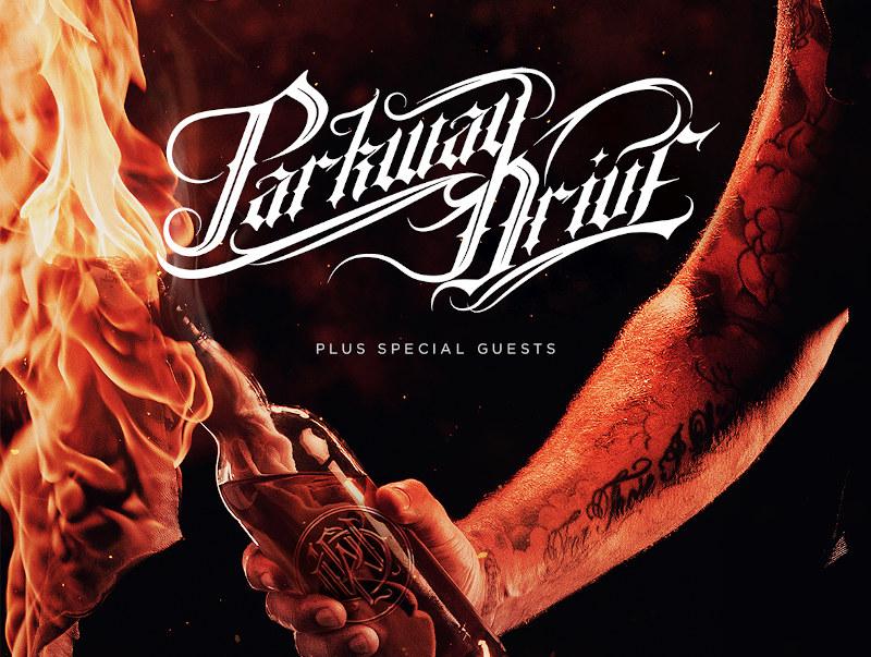 Parkway Drive - Viva The Underdogs Tour 2020 mit Hatebreed und Crytal Lake