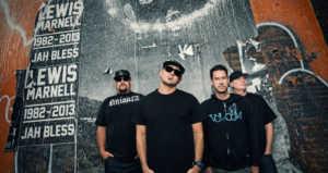 Pennywise - Punk-Rock Band USA - Pressebild