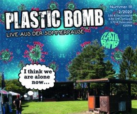 Plastic Bomb #111 (02-2020)