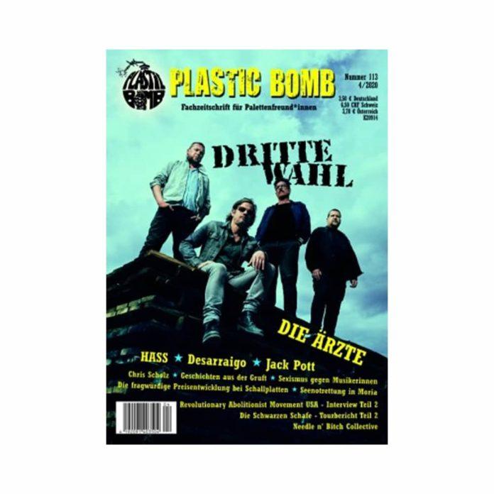 Plastic Bomb 113