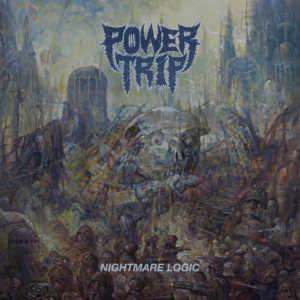 Nightmare Logic Cover 2017