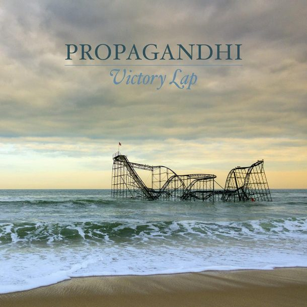 Propagandhi - Victory Lap Albumcover