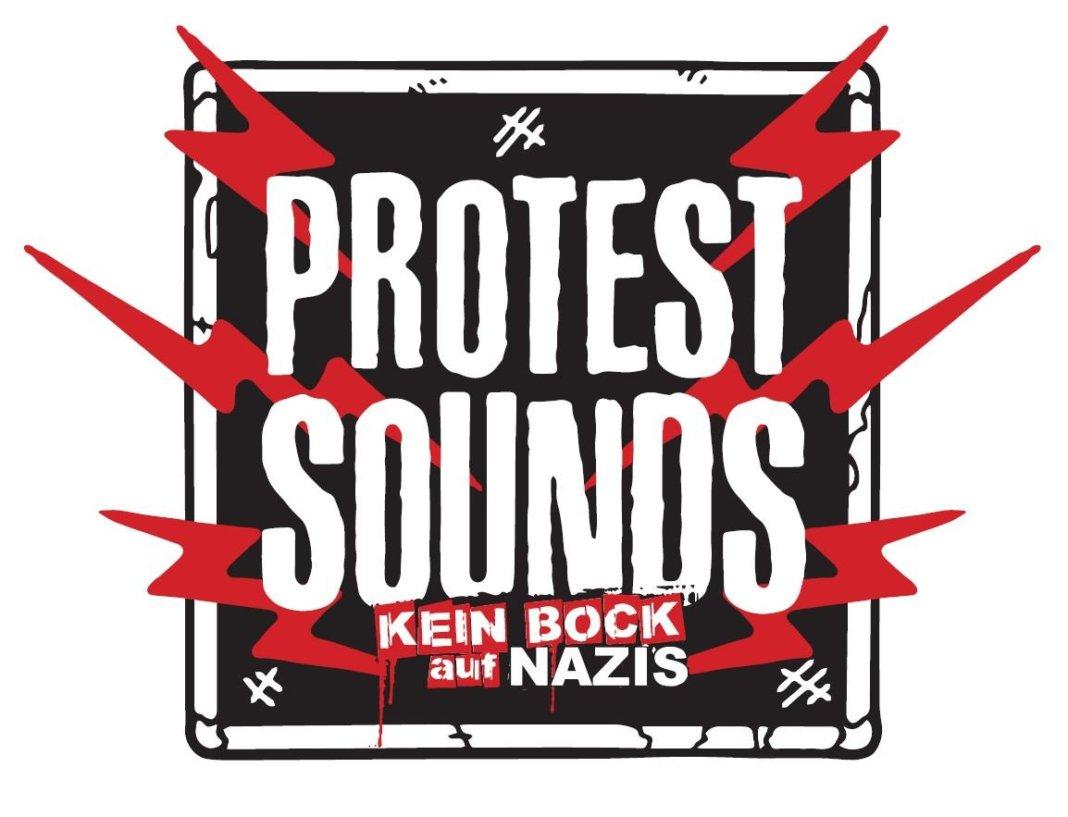 Protest Sounds - eine neue Initiative von Kein Bock Auf Nazis
