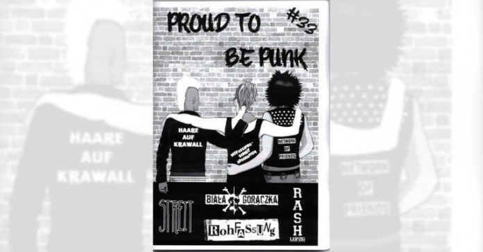 Proud To Be Punk 33