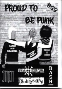 Proud To Be Punk #33 (2021)