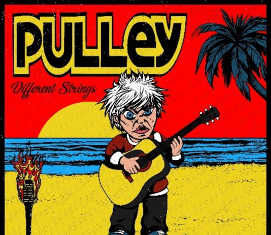 Pulley - Different Strings (2021)