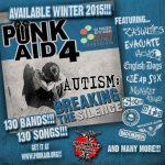 Punk 4 Aid - Vol. 4 - 2015