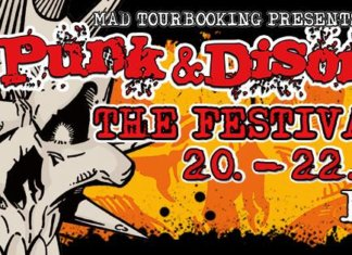 Punk & Disorderly Festival 2018