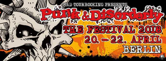 Punk & Disorderly Festival 2018