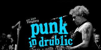Fat Mike von NOFX wird auch 2020 auf der Punk In Drublic-Tour unterwegs sein.